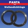 Wellendichtring - Simmerring 15x26x7 AS / WAS
