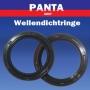 Wellendichtring - Simmerring 17x35x7 A / WA